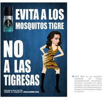 AXE tigresa. Um projeto de  de Mariona Mercader Farrés         - 09.02.2012