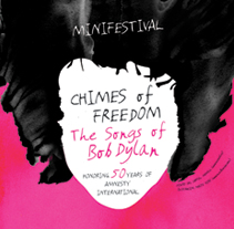 Chimes of Freedom. A Design&Illustration project by Miguel de Llobet         - 22.02.2012