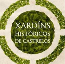 Xardíns Históricos castrelos. Un proyecto de Diseño e Ilustración de David Sierra Martínez - 25-02-2012