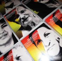 Testimonios de Memoria. Un proyecto de Diseño, Motion Graphics, Cine, vídeo y televisión de enZETA - 02-03-2012