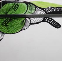 cajas. Um projeto de Design, Ilustração e Instalações de sara leandro         - 05.03.2012