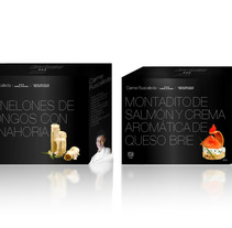Packaging gourmet. A Design project by yesika aguin gomez - 03.12.2012