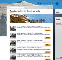 Ski Service. Un proyecto de Diseño, Desarrollo de software e Informática de Jaime Martínez Martín         - 19.03.2012