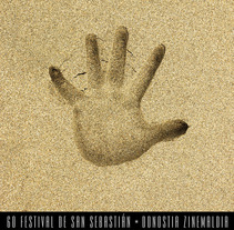 Carteles para el Festival de Cine de San Sebastián. Un proyecto de Diseño y Fotografía de Raul Piñeiro Alvarez         - 19.03.2012
