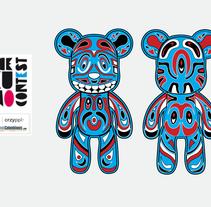 Kumo Contest . Um projeto de Design e Ilustração de Julián Rojas         - 21.03.2012