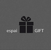 Espai Gift. A Design, and Software Development project by Bruno Carbonell         - 03.04.2012
