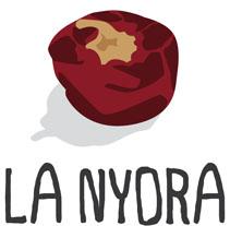La Nyora Associació Gastronòmica. Un proyecto de Diseño de enZETA - 23-03-2012