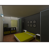 Reforma dormitori. Um projeto de 3D de Alba Lladó         - 29.03.2012
