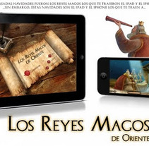 Los Reyes Magos de Oriente. A Illustration project by Javier  Monsalvett - 04.01.2012
