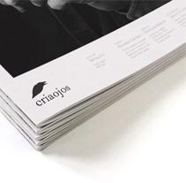 Marca para Criaojos. Um projeto de Design de Tránsito Fdez.         - 06.04.2012