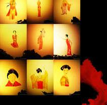 Japan Collection. Um projeto de Ilustração de Jose Luis Torres Arevalo         - 09.04.2012