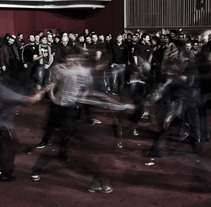 On Stage. A Photograph project by Kanno Filth         - 22.04.2012
