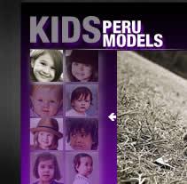 Kids Peru Models. Un proyecto de Diseño, Publicidad, Fotografía e Informática de Jose Antonio Rios         - 23.04.2012