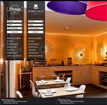 Portago Hotels. Un proyecto de Diseño, Desarrollo de software, UI / UX e Informática de Jaime Martínez Martín         - 24.04.2012