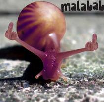 Malababa. A Advertising project by José Estévez         - 24.04.2012