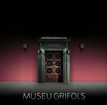 Museo Grifols. A Advertising, Motion Graphics, UI / UX, Animation, Web Design, and Web Development project by Benet Carrasco Llinares         - 20.09.2009