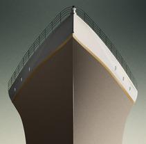TITANIC. Um projeto de Design e Ilustração de Pablo Fernández Tejón - 26-04-2012