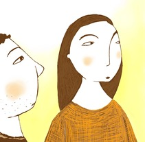 Jean Luc. A Illustration project by Elisa Bernat         - 02.05.2012