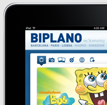 Biplano / iPhone & iPad App. A Design, and UI / UX project by laKarulina  - 11-05-2012
