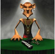 Kinki. Um projeto de Ilustração e 3D de Jorge Ruiz Falcón         - 04.06.2012