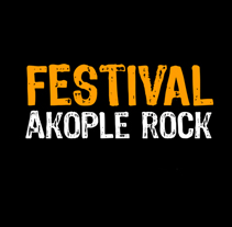 Imagen Festival Akople Rock. A Design, and Advertising project by Paco Mármol - Jun 05 2012 11:43 AM