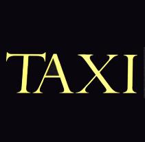 Tarjetas personales para taxista. A Design project by Paco Mármol - 05-06-2012
