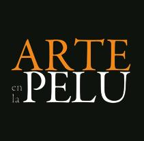 Arte en la Pelu: cartelería. A Design, and Advertising project by Paco Mármol - 05-06-2012