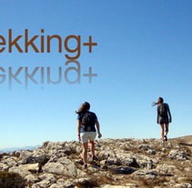 Diseño Interfaz de Trekking+. A Design, Photograph, and UI / UX project by Adrià Velardos         - 05.06.2012