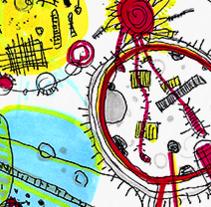 Microtintas. Un proyecto de Ilustración de David Acero Blanes - 06-06-2012