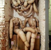 Arte y Diseño Textil (escenografía, instalación, esculturas blandas, tratamiento de objetos). A Design&Installations project by Betty Bundy         - 06.06.2012