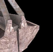Elementos de un simulador. Um projeto de 3D de Luisa Hernández Martín - 08-06-2012