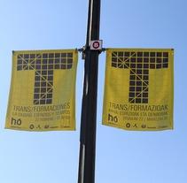 exposición transformaciones. A Design&Installations project by angelica barco + marta sarabia - 13-06-2012