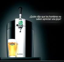 HEINEKEN // BEERTENDER . Um projeto de Design e UI / UX de Nacho Gallego         - 13.06.2012