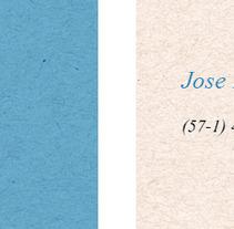 Tarjeta. Un proyecto de Diseño, Ilustración, Publicidad y Fotografía de Ivan Rivera - 19-06-2012