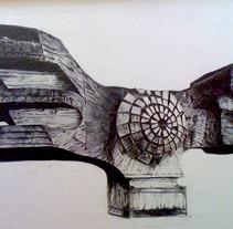 Ilustración. Un proyecto de  de Maria Alejandra Zambrano Diaz         - 23.06.2012