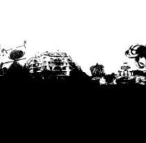 Citysilhouettes. Um projeto de Design, Ilustração e Instalações de Helena Quintanilla Montenegro - 26-06-2012