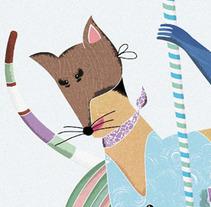 PAPARUCO. Um projeto de Ilustração de Frän Alönsson         - 27.06.2012