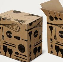 Branding - Cocinas Pino. A Design project by Asier Moreno Telleria - 29-06-2012