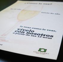 Campaña Fin de Año. Un proyecto de Diseño, Publicidad y UI / UX de Diseño y Comunicación ALPUNTODESAL         - 04.07.2012