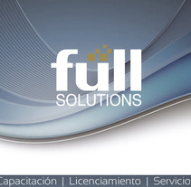 Full Solutions. A Design, and Advertising project by María Sol Portillo Arias         - 17.07.2012