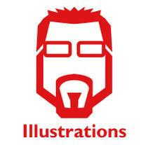 Illustrations. A Design&Illustration project by Francisco Fernandez         - 11.07.2012