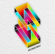 Isometric. Un proyecto de Diseño e Ilustración de Rubén Martínez González - 16-07-2012