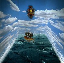Boat.. Un proyecto de Ilustración, Publicidad y Fotografía de Ivan Rivera - 16-07-2012