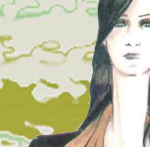 ILUSTRACIONES MODA. Um projeto de Design, Ilustração e Moda de PILAR SIERCO CHÉLIZ - 16-07-2012