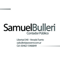 tarjeta samuel bulleri. A Design, Illustration, Software Development, and Photograph project by Alejandro Cano         - 18.07.2012