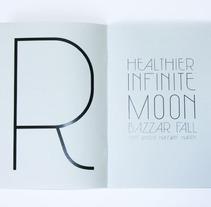 Fair Font. Un proyecto de Diseño de Haizea Nájera - 23-07-2012