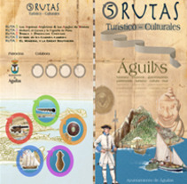 Rutas Culturales. A Design, Illustration, and Motion Graphics project by Pedro Hurtado         - 26.07.2012
