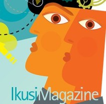 Ikusi Magazine - Diseño Editorial. A Design, Art Direction, Editorial Design, and Graphic Design project by Ales Martin - 04-08-2012