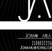 Tarjeta. Un proyecto de Diseño y Publicidad de Ivan Rivera - 16-08-2012