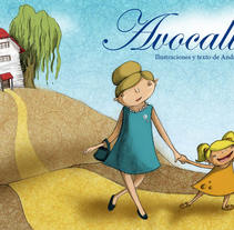 Avocalia. A Illustration project by Andrea Sanz         - 19.08.2012